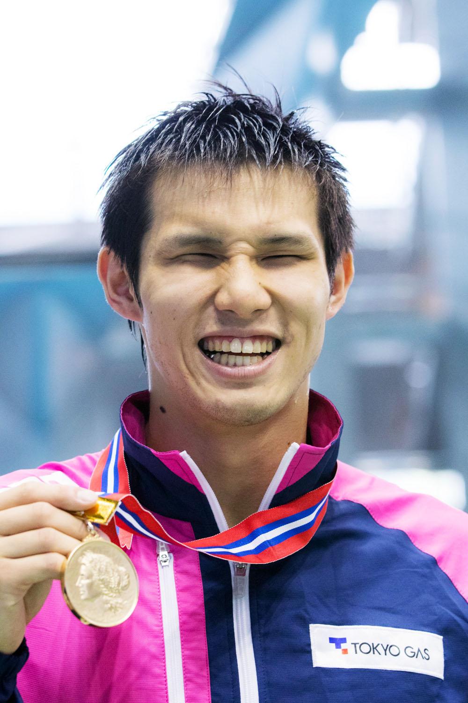 リオで金メダルを狙う木村(撮影:越智貴雄)
